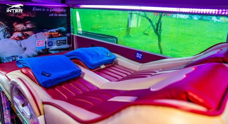 Hãng xe Interbusline