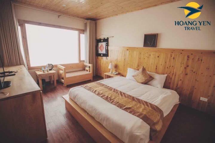 ComBo SaPa Chapa Valley View Hotel