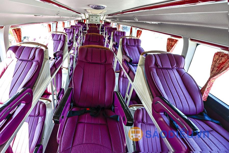 kinh nghiệm đi xe giường nằm từ Hà Nội lên Sapa
