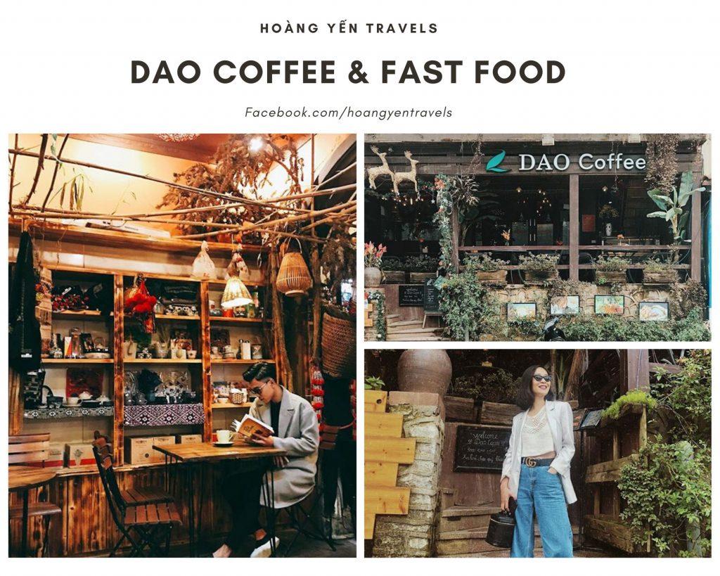 Những Quán Cafe Đẹp Nhất SaPa