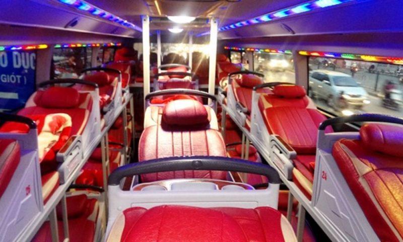 Xe Giường Nằm Đi Sapa - Green Bus