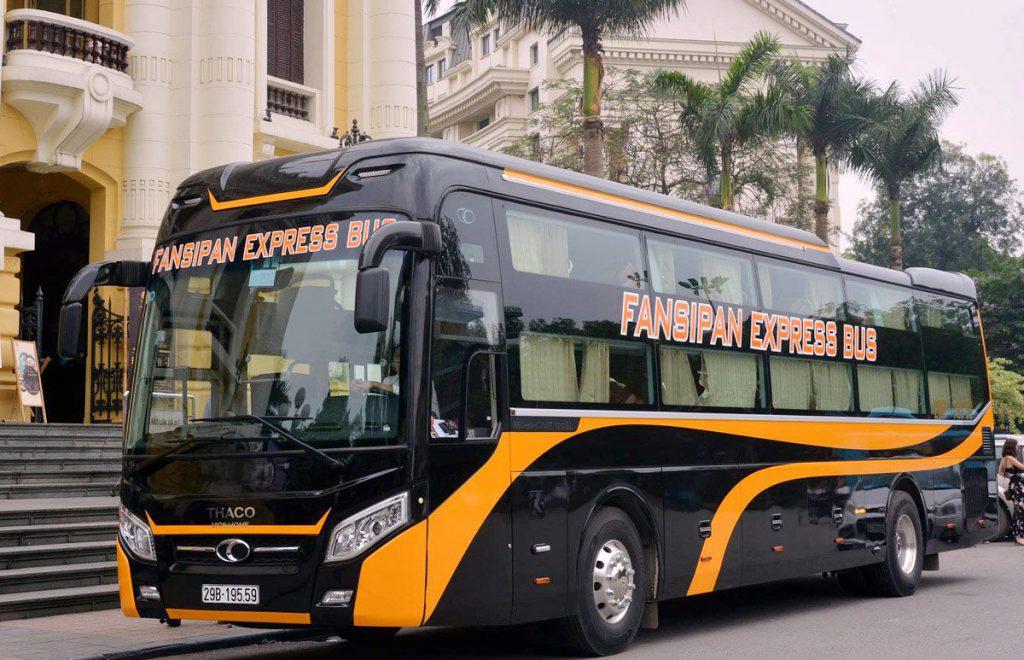 Xe Giường Nằm Đi Sapa - Fansipan Express