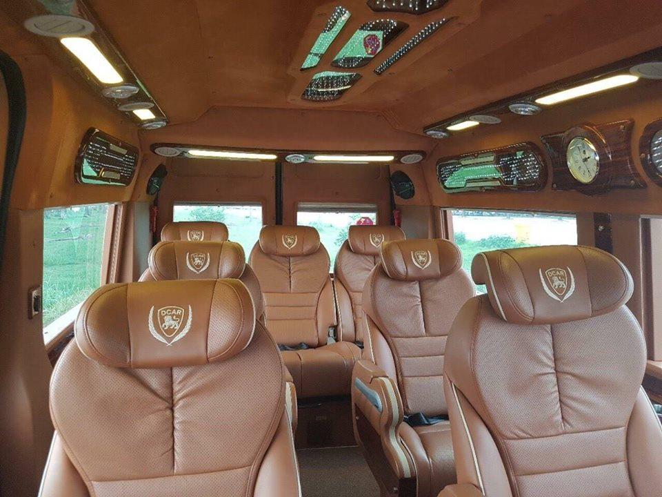Xe Limousine Hà Nội Sapa