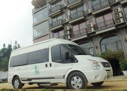 Xe Limousine Đi sapa Từ Hà Nội- Green Lion