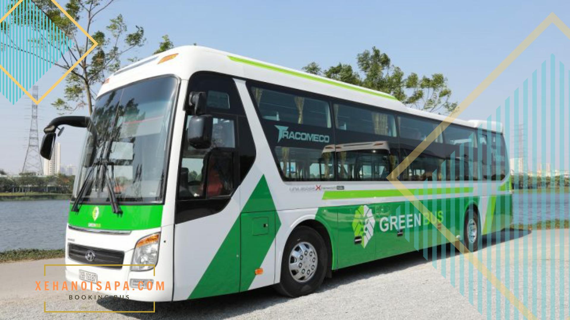 Xe đi sapa từ hà nội - Green Bus