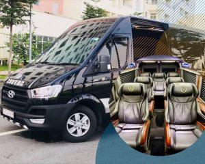 Xe Limousine Nội Bài đi Sapa - Xe Đức Minh Travel Limousine