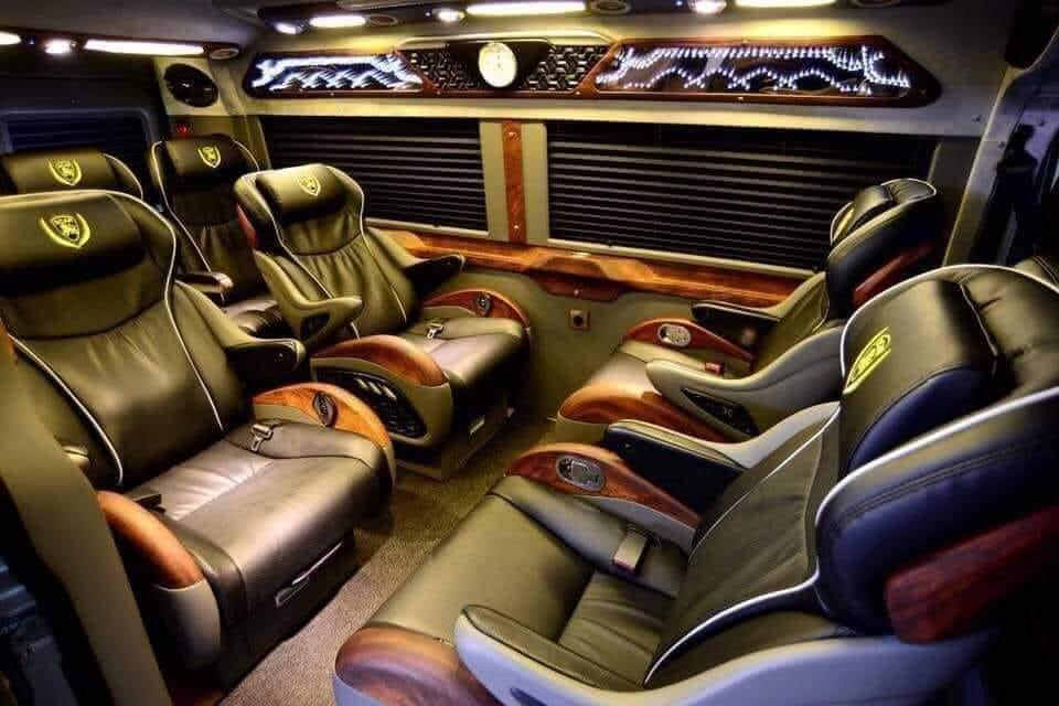 xehanoisapa - Hãng xe Dream Transport Limousine