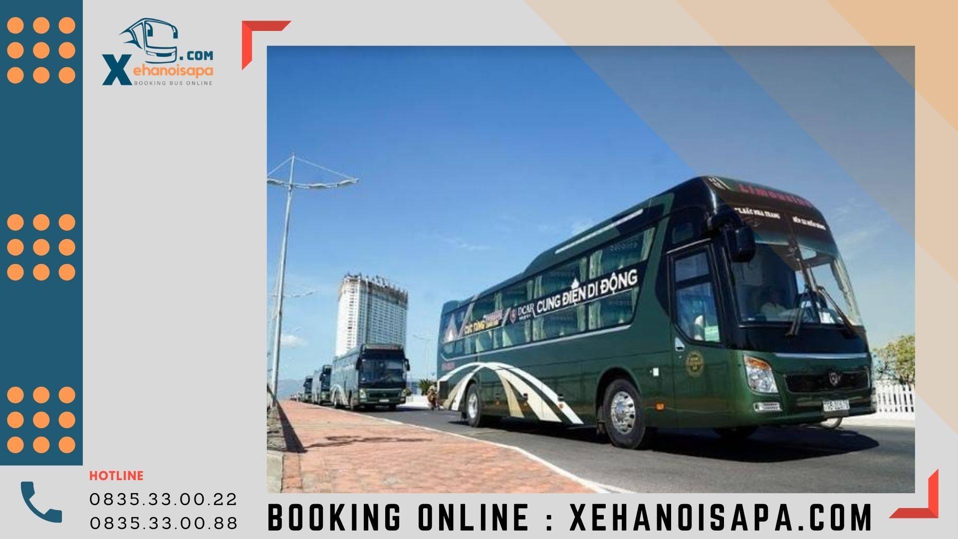 Booking online xe cabin đi Sapa tại Xehanoisapa.com