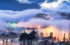 Sapa miền đất trong sương mù mà mây trắng - Vẻ đẹp huyền ảo, mộn mơ