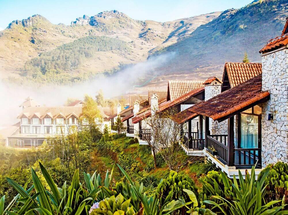 Vé đi Sapa - Sapa Jade Hill Resort - Thiên đường nghỉ dưỡng tại Sapa