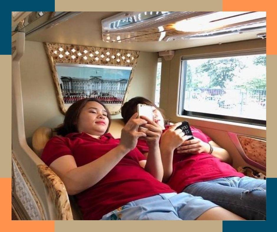 Cabin đôi  Hà nội - Nội bài - Sapa