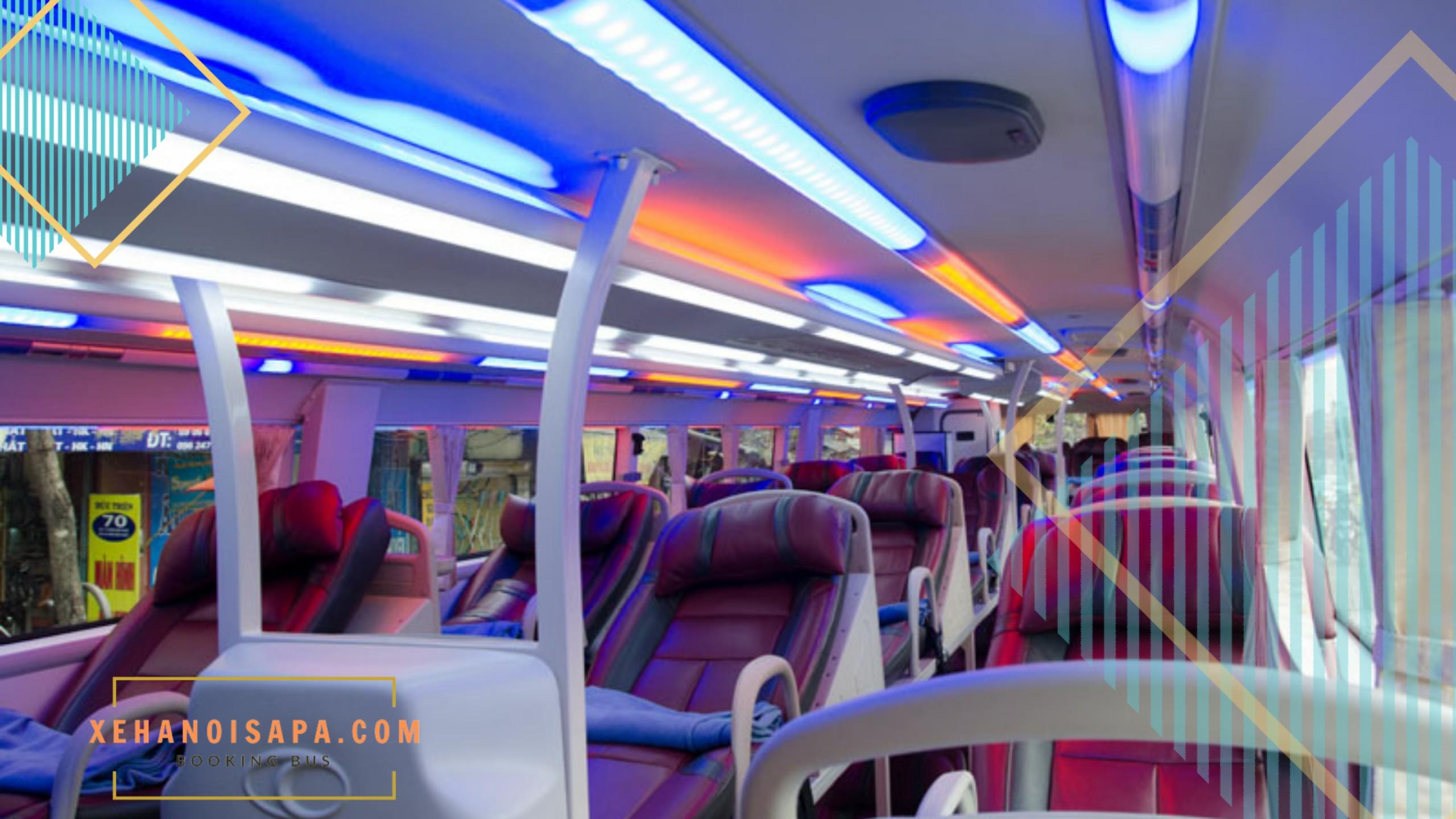 Xe đi Sapa từ Mỹ Đình - Hãng xe Sapa King Express