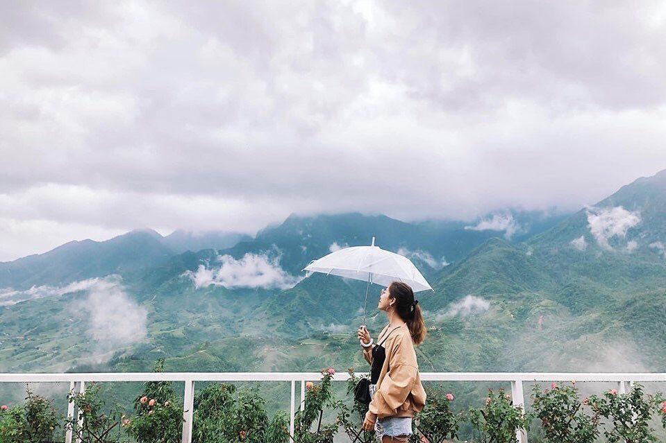 Sapa mộng mơ với những áng mây bồng bênh - Điểm sống ảo cho Thanh xuân tươi đẹp !