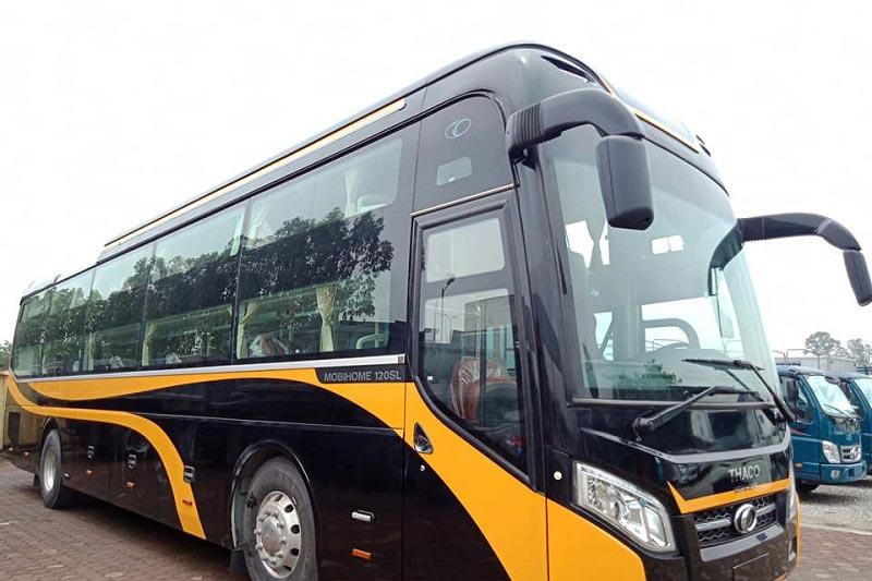 Xe giường nằm đi Sapa - Hãng xe Fansipan Express Bus