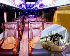 Xe Vip Limousine Nội bài -Lào cai