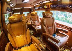 Vé xe limousine Hà Nội đi Sapa - Xe Limousine 9 chỗ sang trọng