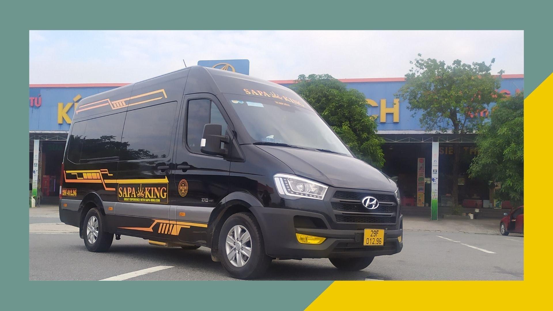 Vé xe Nội Bài đi Sapa - Đặt xe tại Xehanoisapa.com - Xe Limousine 9 Chỗ
