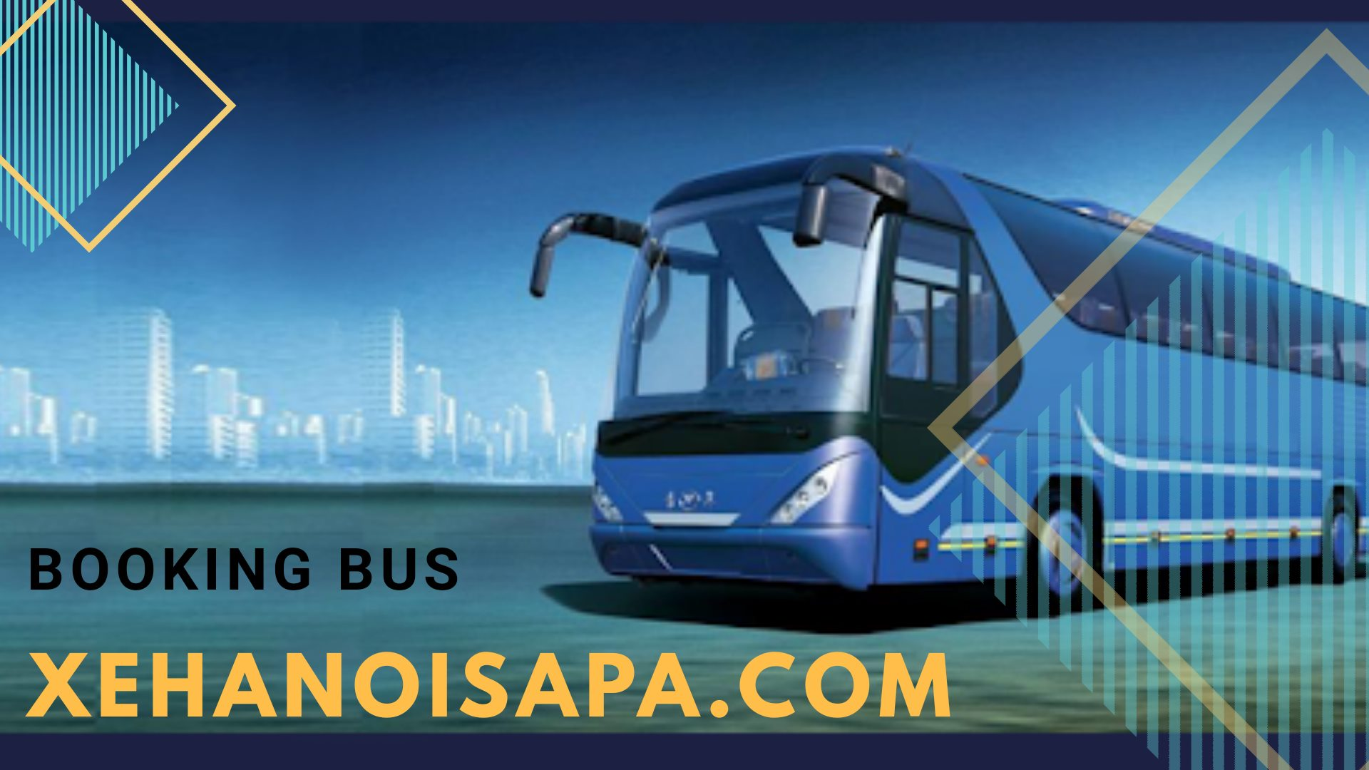 Hãng xe Eco Sapa Limousine - Booking nhanh chóng tại Xehanoisapa.com