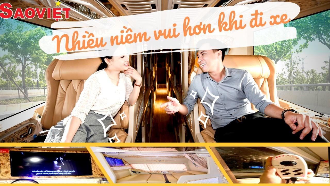 Hãng xe Sao Việt -Đến với Sao Việt để tận hưởng những phút giây thoải mái nhất