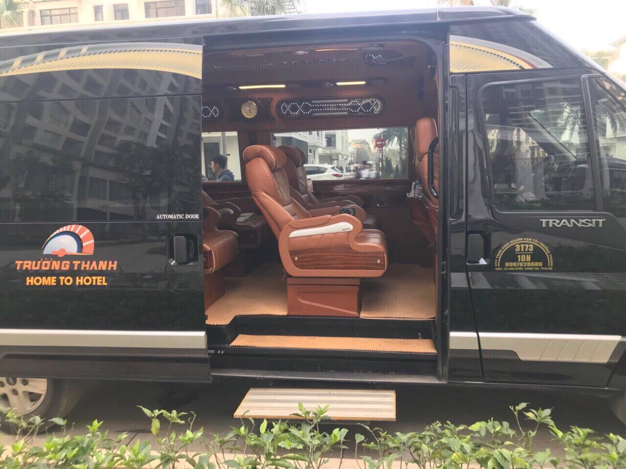 Hãng xe Trường Thanh Limousine