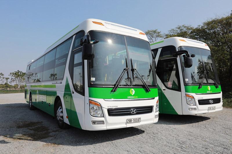 Hãng xe Green Bus - Người bạn đồng hành thân thiết của khách hàng