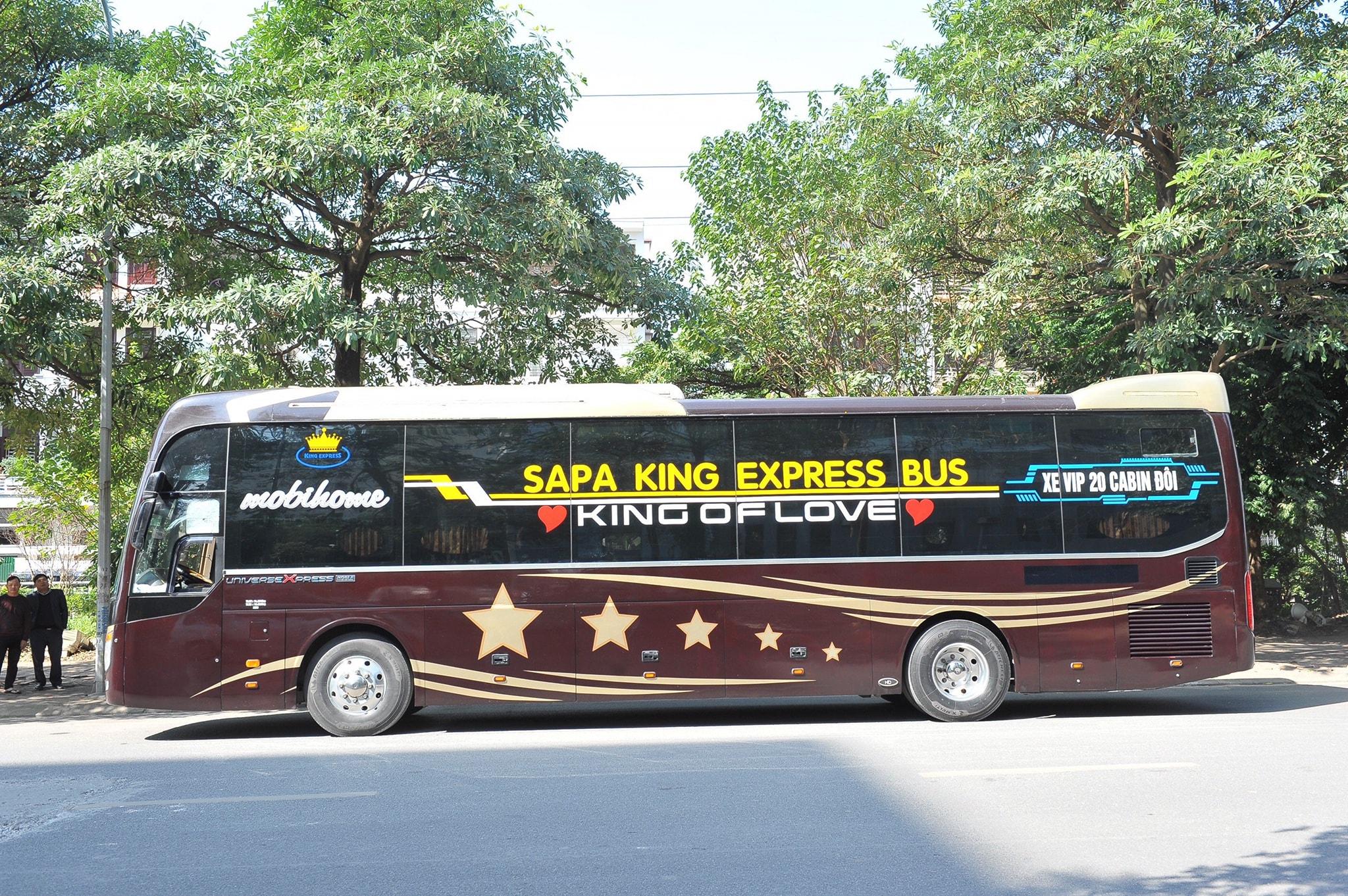 Hãng xe Sapa King Express