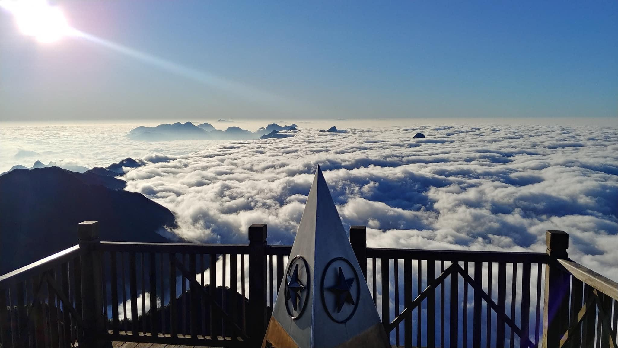 Sapa và biển mây