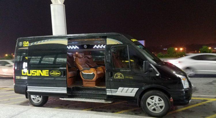 Hãng xe Daily Limousine - Không bao giờ làm bạn thất vọng