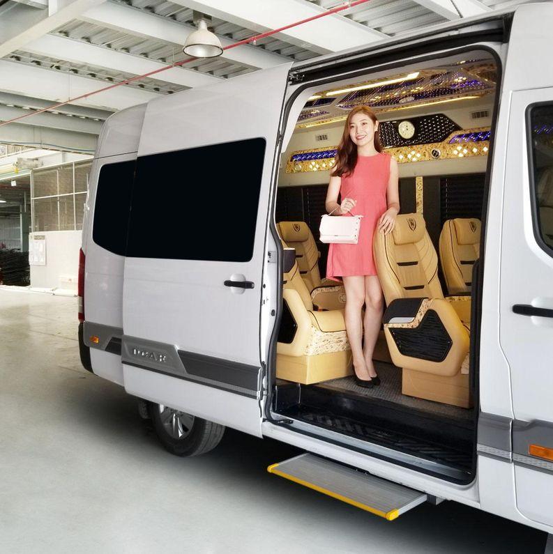 Hãng xe Daily Limousine - Đẳng cấp 5 sao