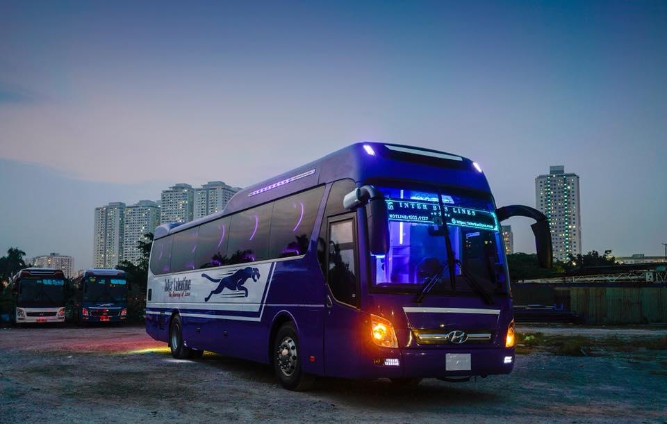 Hãng xe Interbus Line