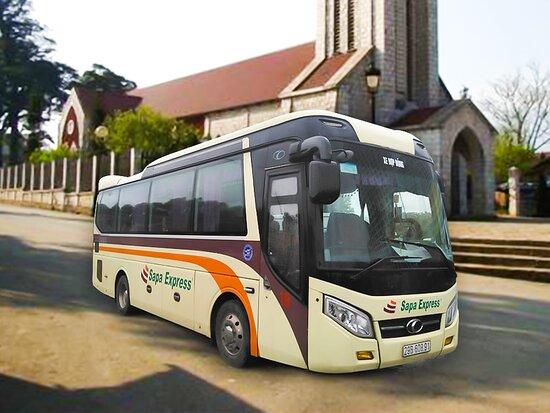 Hãng xe Sapa Express