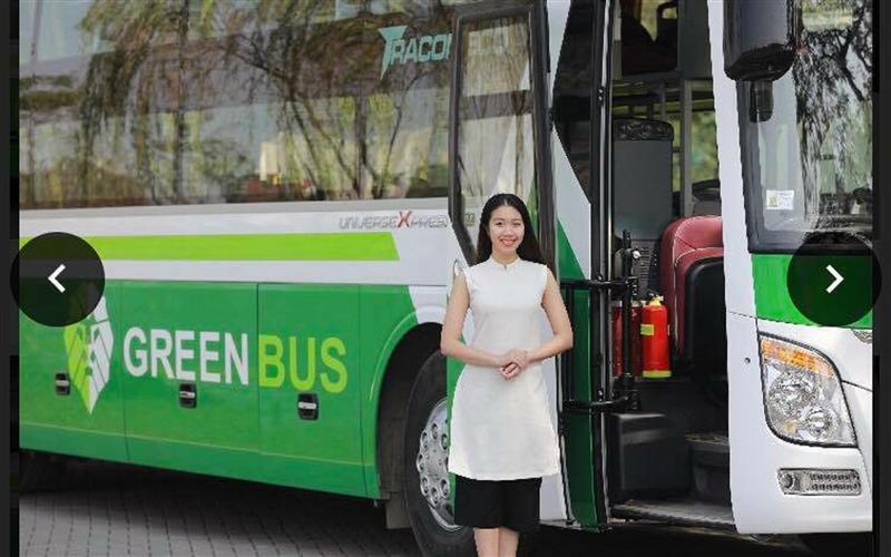 Hãng xe Green Bus Hà Nội đi Sapa