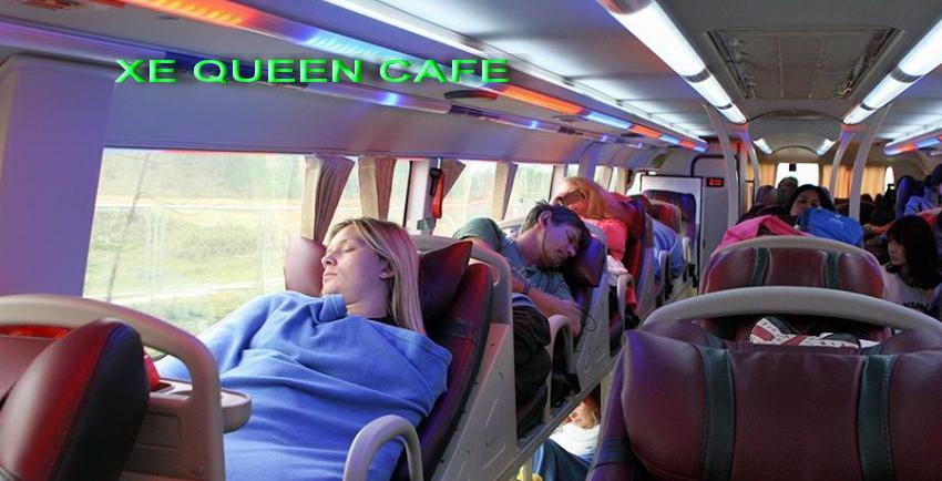 Xe giường nằm Queen Cafe