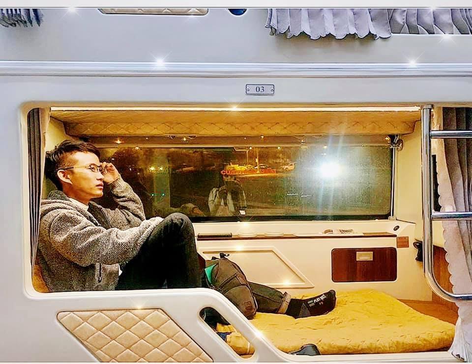 Xe Cabin VIP