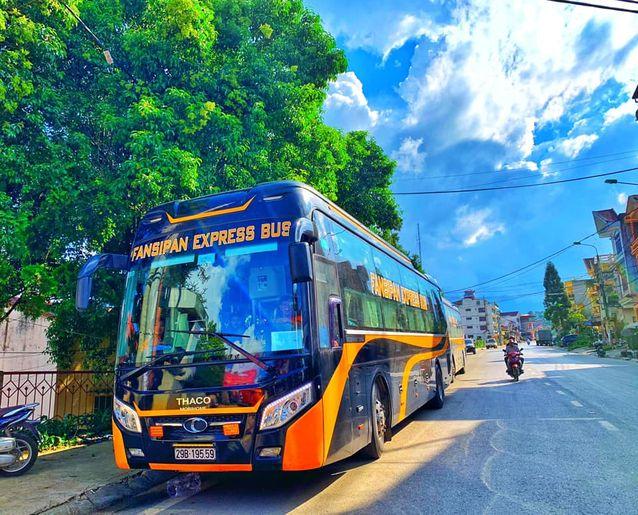 Xe Cabin VIP Hà Nội - Sapa - Hà Nội -Hãng xe Fansipan Express