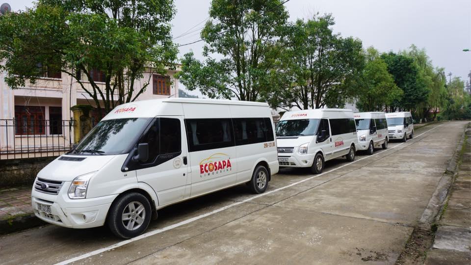 Hãng xe Eco Sapa Limousine - Người bạn đồng hành đáng tin cậy