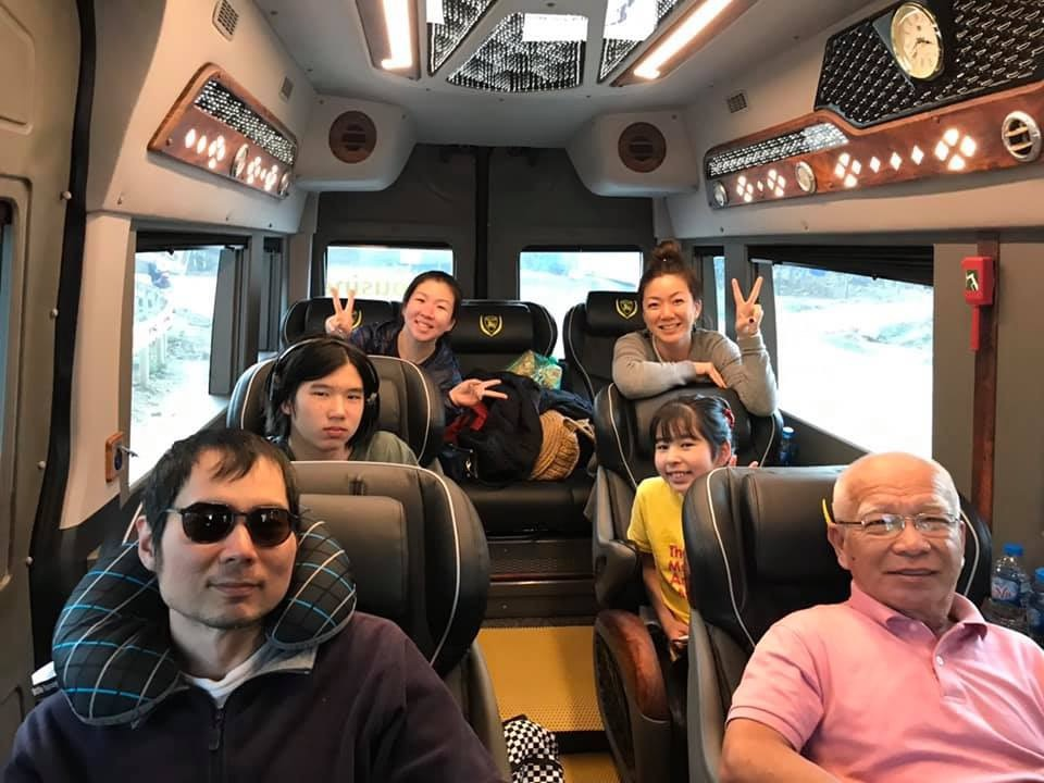 Hãng xe Đức Minh Limousine - Khách hàng được trải nghiệm chuyến đi thoải mái, vui vẻ