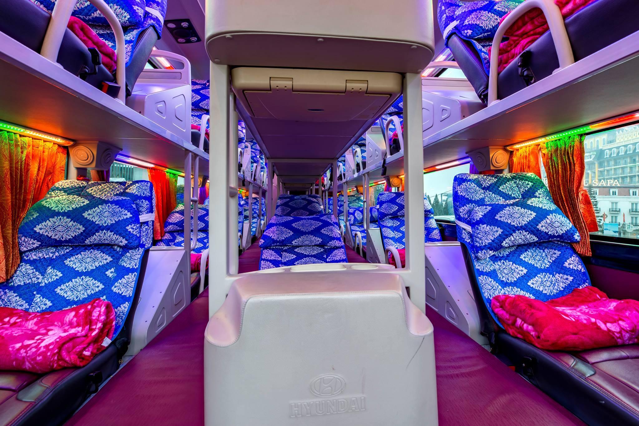 Hãng xe Sapa Dragon